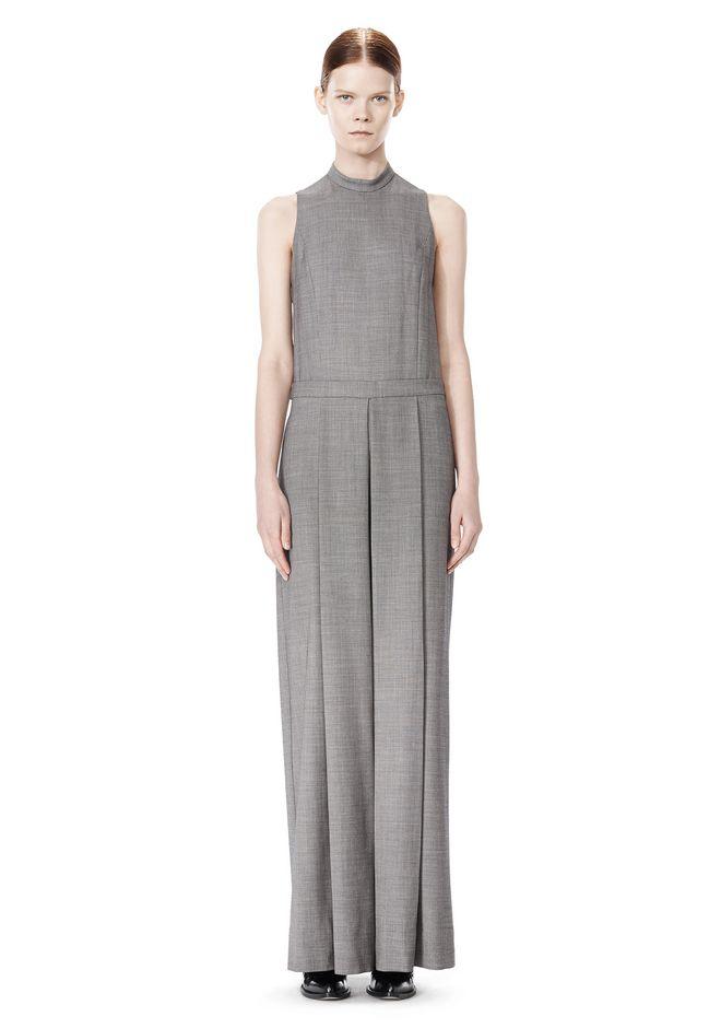ALEXANDER WANG BACKLESS ROMPER  Long dress Adult 12_n_f