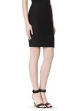 ALEXANDER WANG FITTED PENCIL SKIRT WITH TWO WAY ZIPPER SKIRT Adult 8_n_d