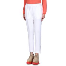 White Tamara Trousers