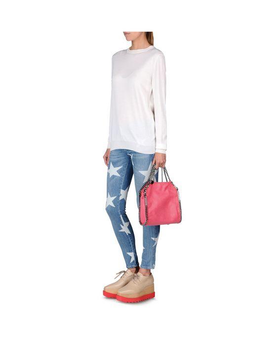 STELLA McCARTNEY Skinny Ankle Grazer Star Jeans Skinny Leg D g