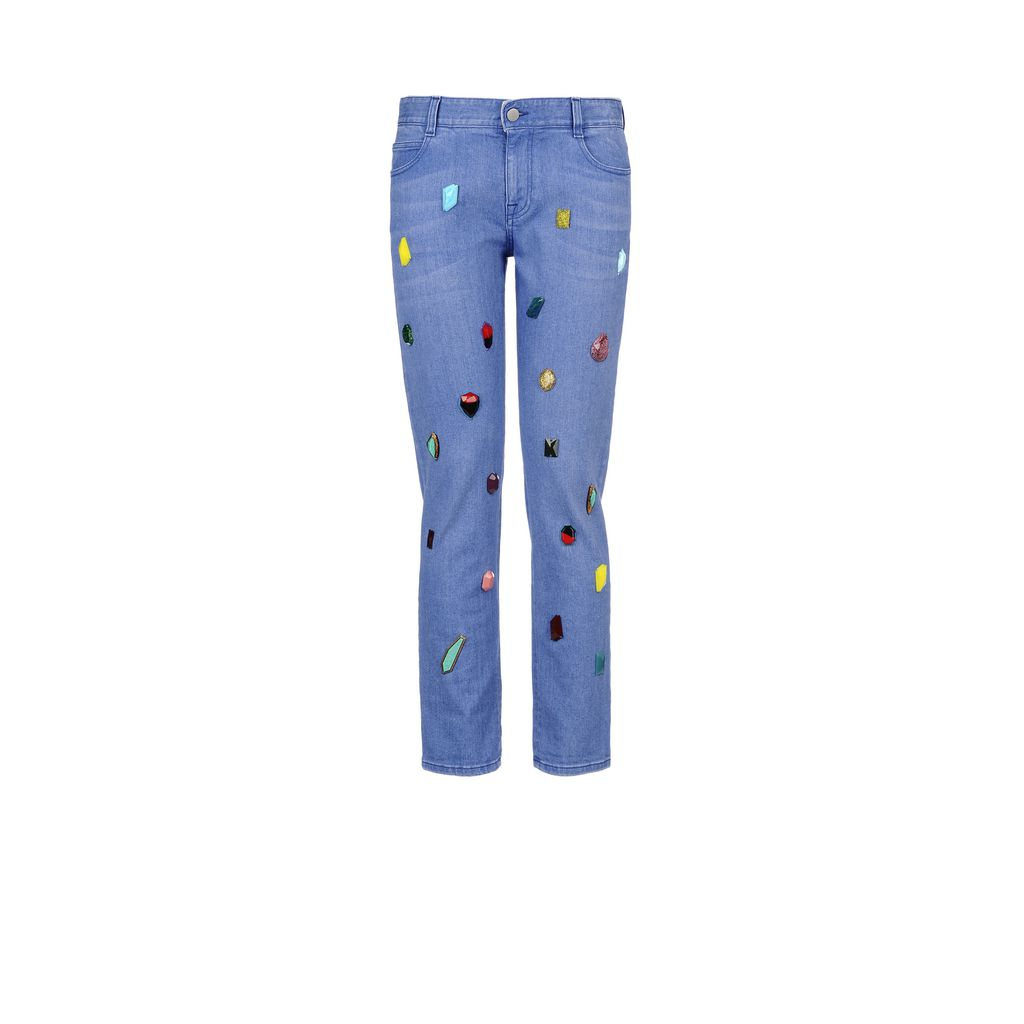 Tomboy Jeans  - STELLA MCCARTNEY