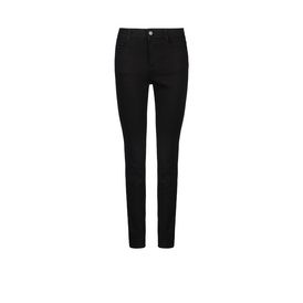 STELLA McCARTNEY Skinny Leg D Black High Waisted Skinny Jeans f