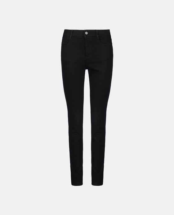 STELLA McCARTNEY Black High Waisted Skinny Jeans Skinny Leg D c