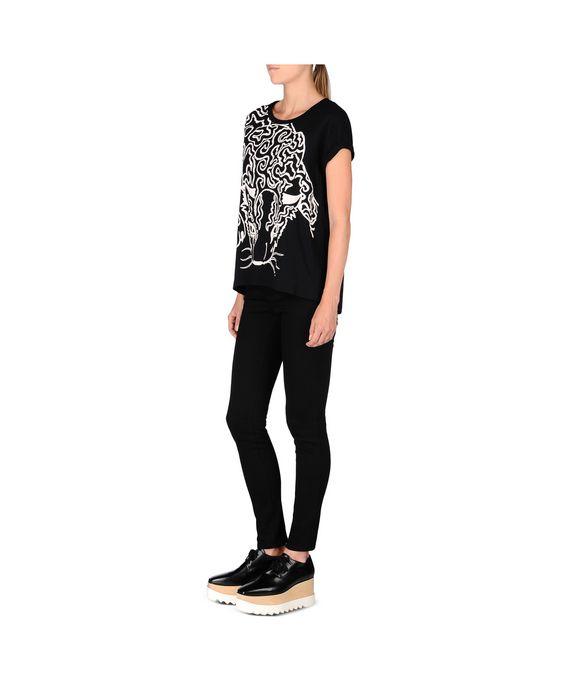 STELLA McCARTNEY Black High Waisted Skinny Jeans Skinny Leg D g