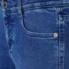 STELLA McCARTNEY Pale Blue Skinny Ankle Grazer Jeans Skinny Leg D a