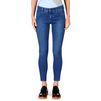 STELLA McCARTNEY Pale Blue Skinny Ankle Grazer Jeans Skinny Leg D r