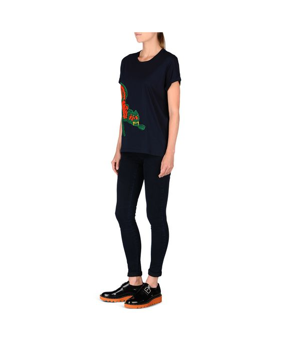 STELLA McCARTNEY Blue-Black Skinny Long Jeans Skinny Leg D g