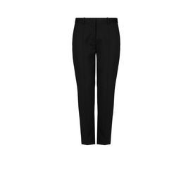 STELLA McCARTNEY Cropped D Schwarze Smoking-Hose Octavia f