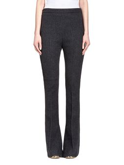 Marni Runway pants in taped felt Woman