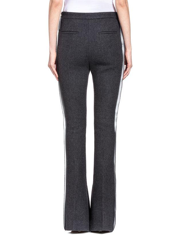 Marni Runway pants in taped felt Woman