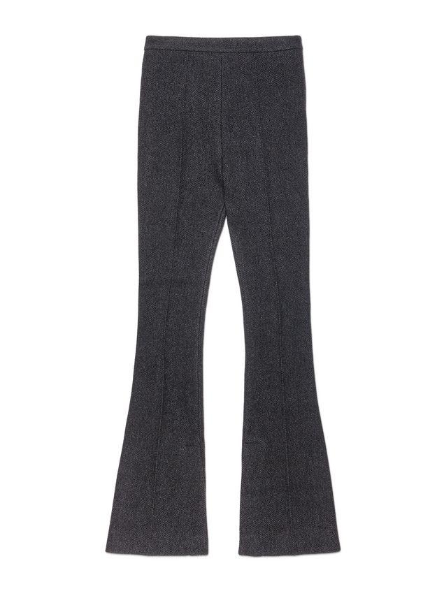Marni Runway pants in taped felt Woman - 2