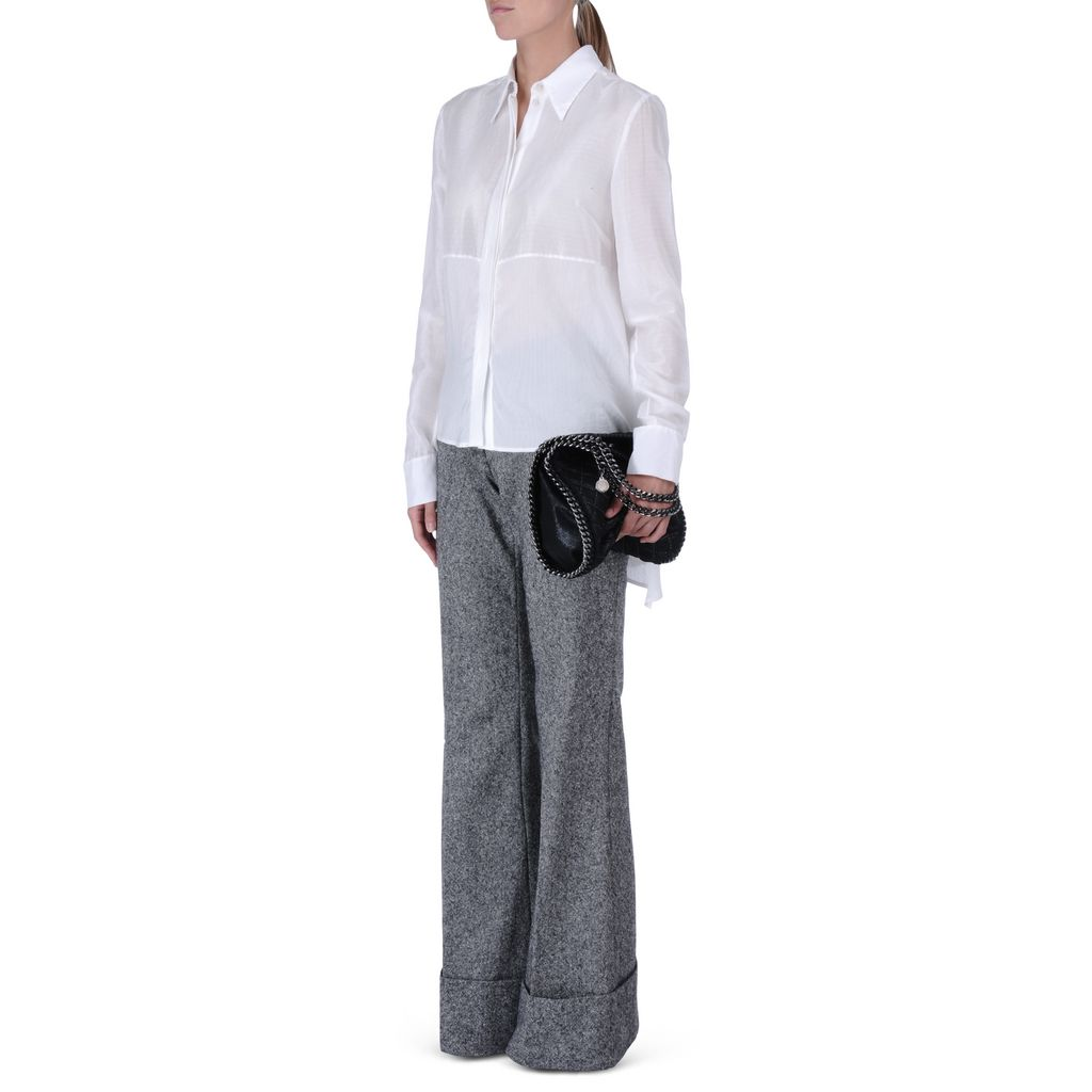 Tweed Tailoring Josh trousers - STELLA MCCARTNEY