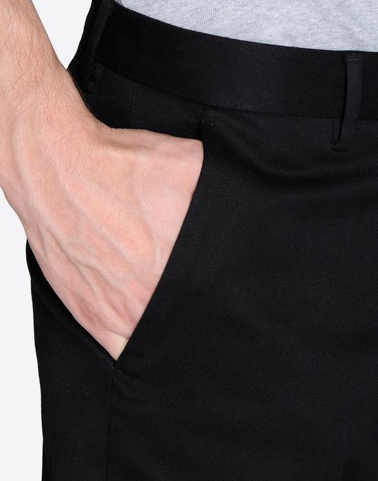 MAISON MARGIELA 14 Pantaloni in cotone con orlo al vivo Pantalone [*** pickupInStoreShippingNotGuaranteed_info ***] e