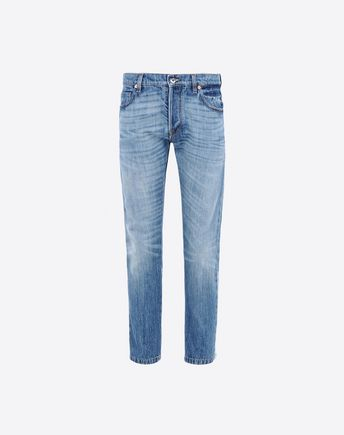 VALENTINO Denim chinos termosaldato 36725734EV