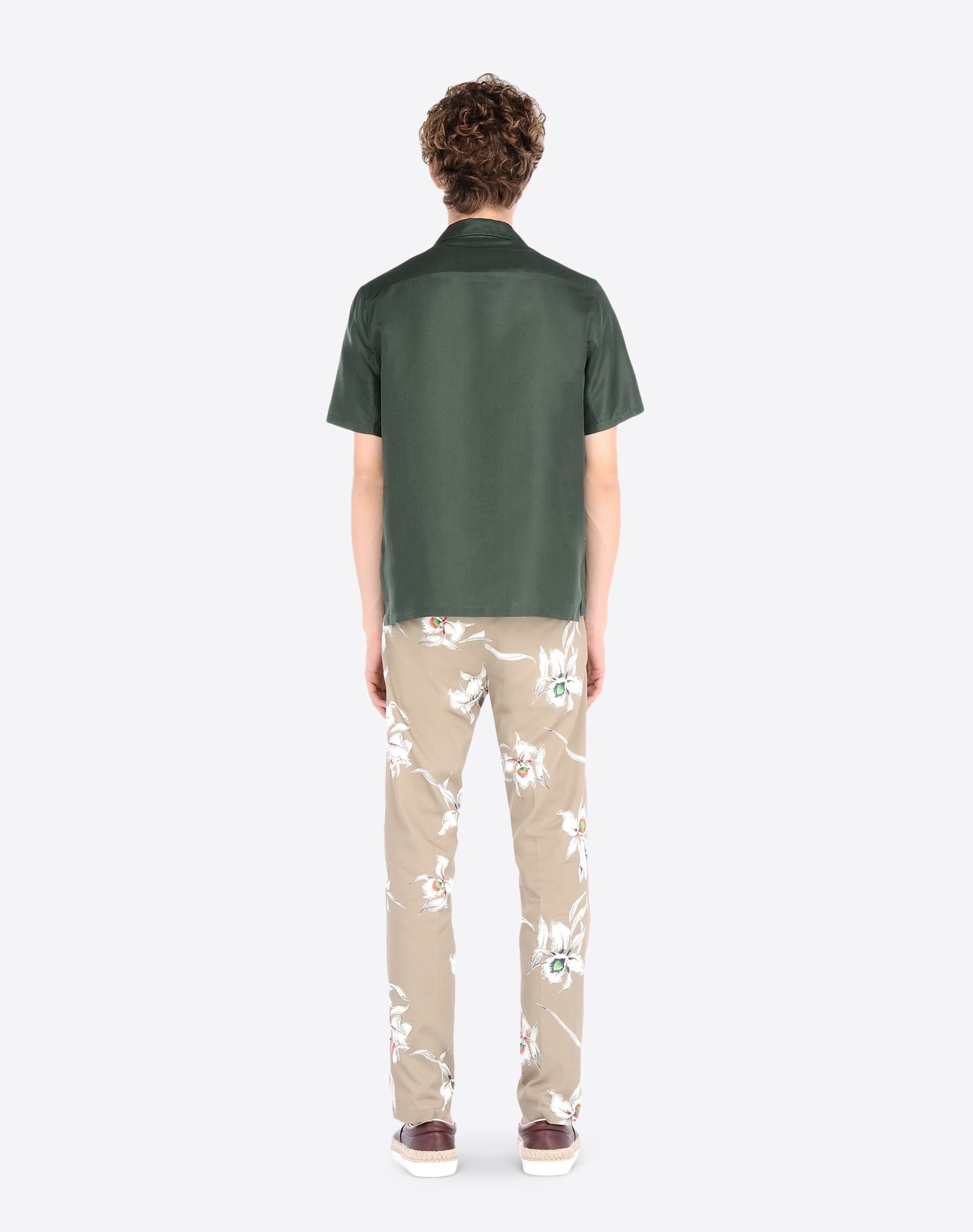 VALENTINO UOMO KV0RCG56390 KI0 Trousers and Jeans U a