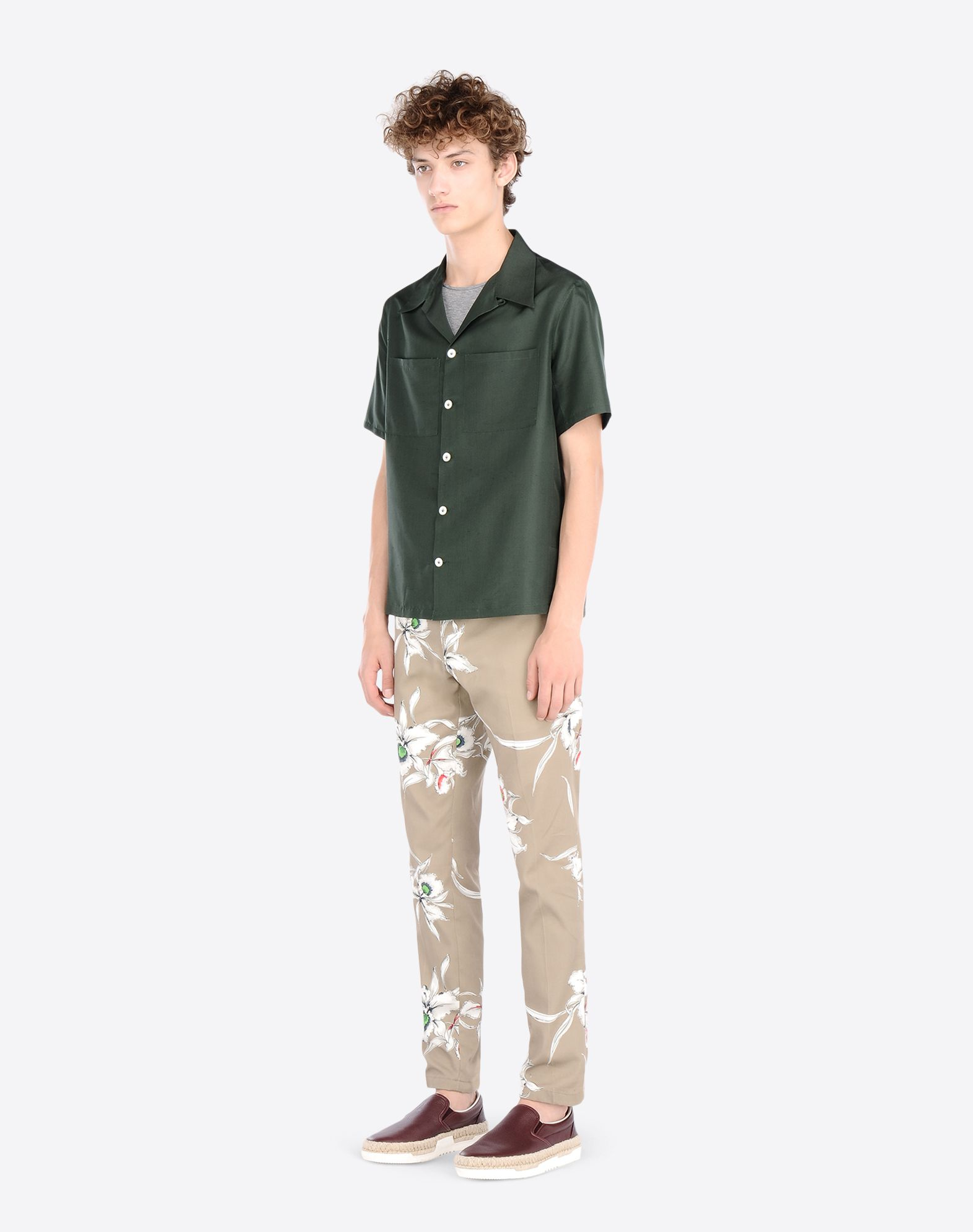 VALENTINO UOMO KV0RCG56390 KI0 Trousers and Jeans U d