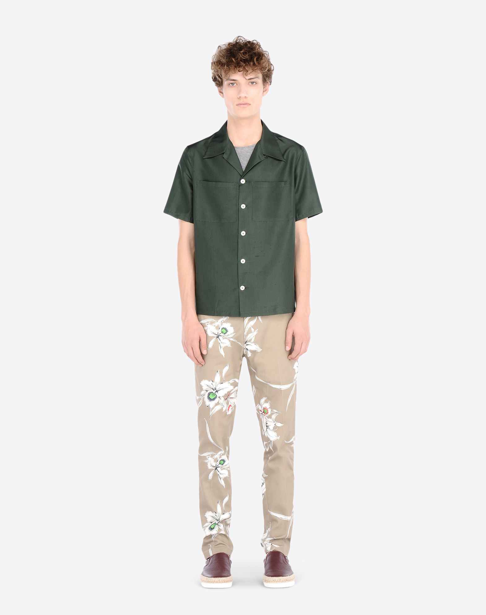 VALENTINO UOMO KV0RCG56390 KI0 Trousers and Jeans U r