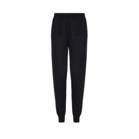 STELLA McCARTNEY Tapered D Black Jogging Pants f