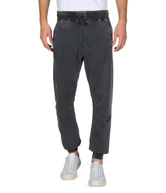 NAPAPIJRI MIPPED MAN SWEATPANTS,STEEL GREY