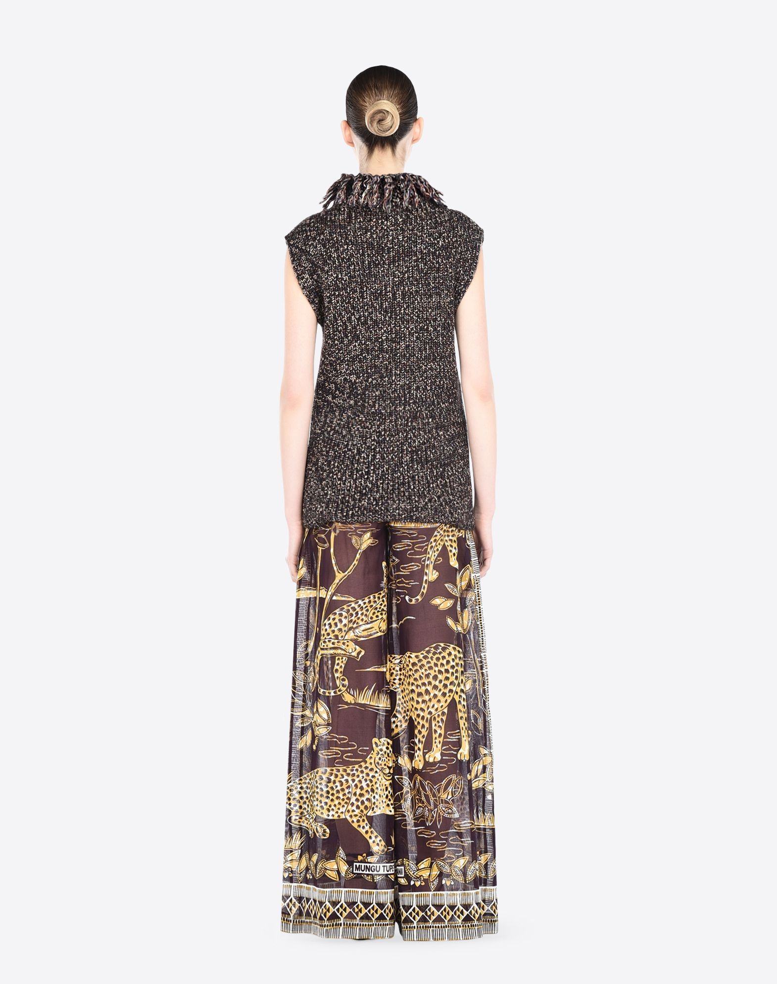 VALENTINO KB0RB0R12HV GG1 Skirts and Trousers D a
