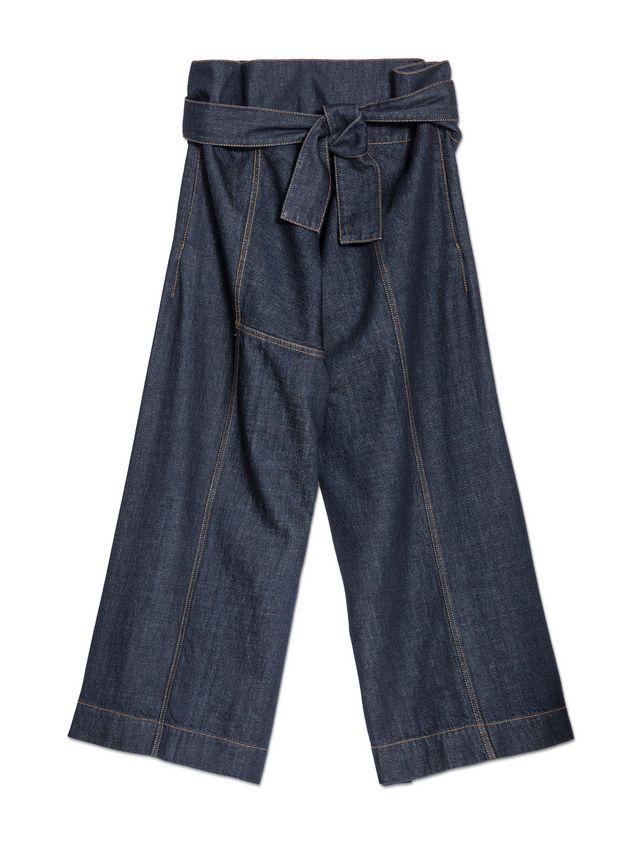 Marni Wide-leg pants in medium-weight denim Woman - 2