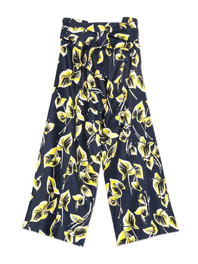 Marni Pants in cotton-and-linen gabardine Woman - 2