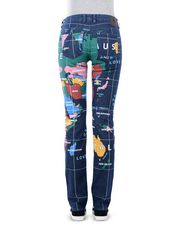 LOVE MOSCHINO Jeans Woman d