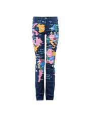 LOVE MOSCHINO Jeans Woman f