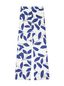 Marni Trousers in cotton and linen drill with Silhouette print Woman - 2