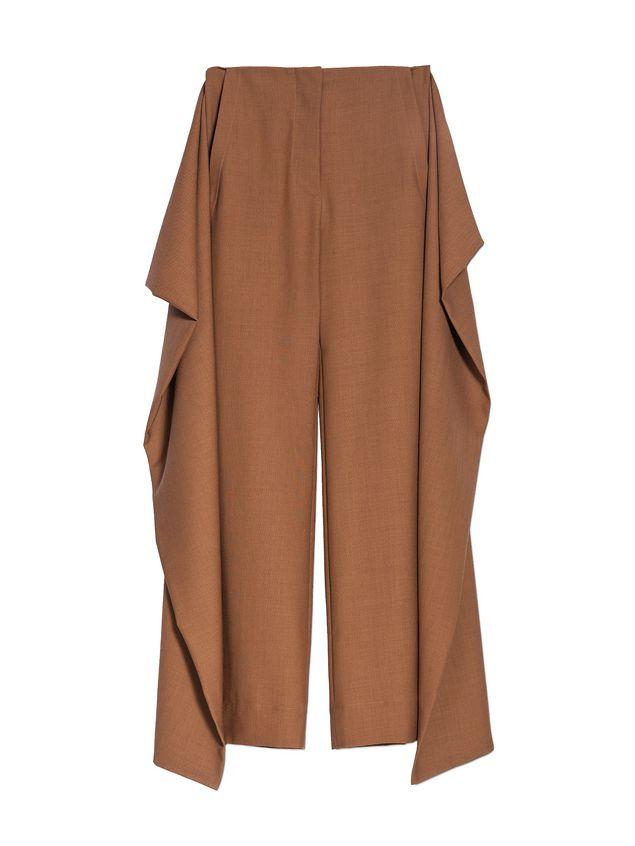 Marni Runway trousers in 2-thread tropical wool  Woman - 2