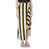 STELLA McCARTNEY Striped Darmouth Pants   Wide leg Trouser D d