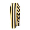 STELLA McCARTNEY Striped Darmouth Pants   Wide leg Trouser D f