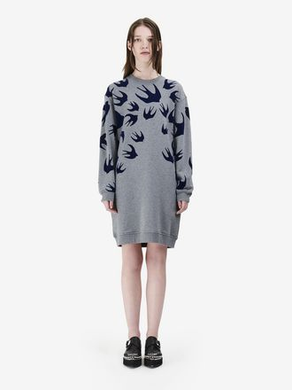 Swallow Signature Sweatshirt Dress