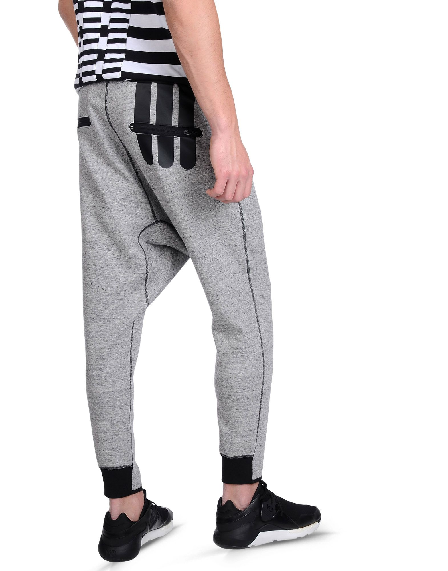 ... Y-3 Y-3 DIGITAL PANT Sweatpants Man ... ba42df56653a