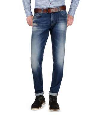 NAPAPIJRI LUND SLIM FIT FLAG MAN JEANS