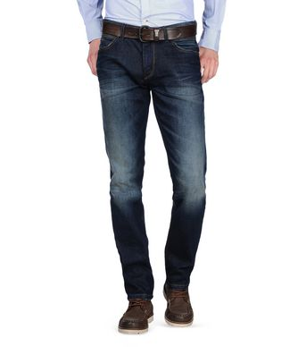 NAPAPIJRI LUND SLIM FIT DARK USED  MAN JEANS