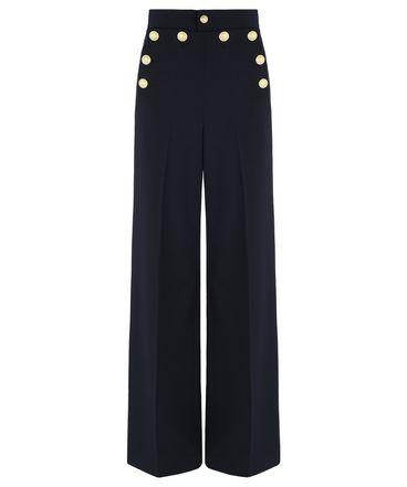 REDValentino LR0RB0L300J B01 Pants Woman a