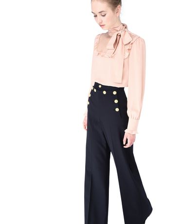 REDValentino LR0RB0L300J B01 Pants Woman d