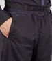 BOTTEGA VENETA PANTS IN DARK NAVY POPELINE COTTON Trouser or jeans Man ap