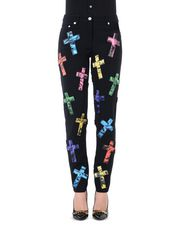 Casual pants Woman MOSCHINO
