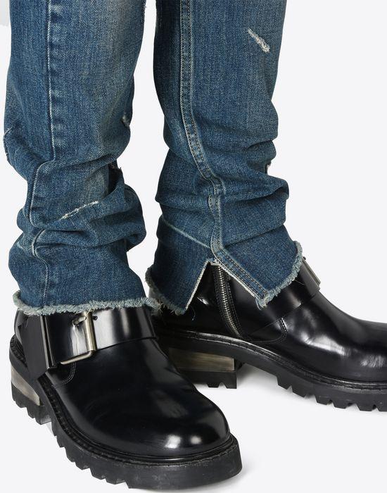 MAISON MARGIELA Distressed vintage wash jeans Jeans U b