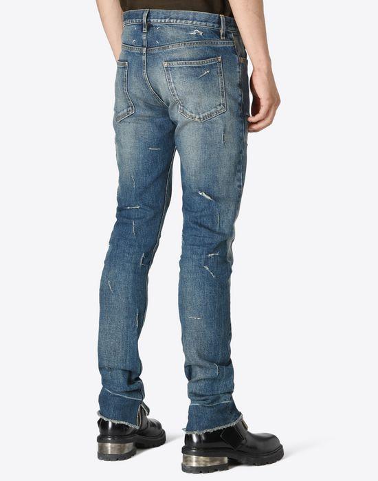 MAISON MARGIELA Distressed vintage wash jeans Jeans U e