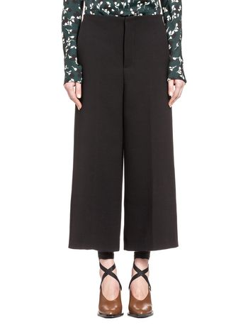 Marni Pants in light twisted flannel Woman