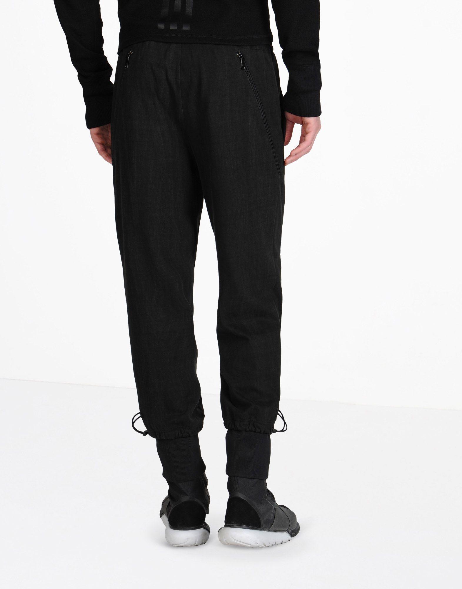 Y-3 GRAIN JERSEY PANT PANTS man Y-3 adidas