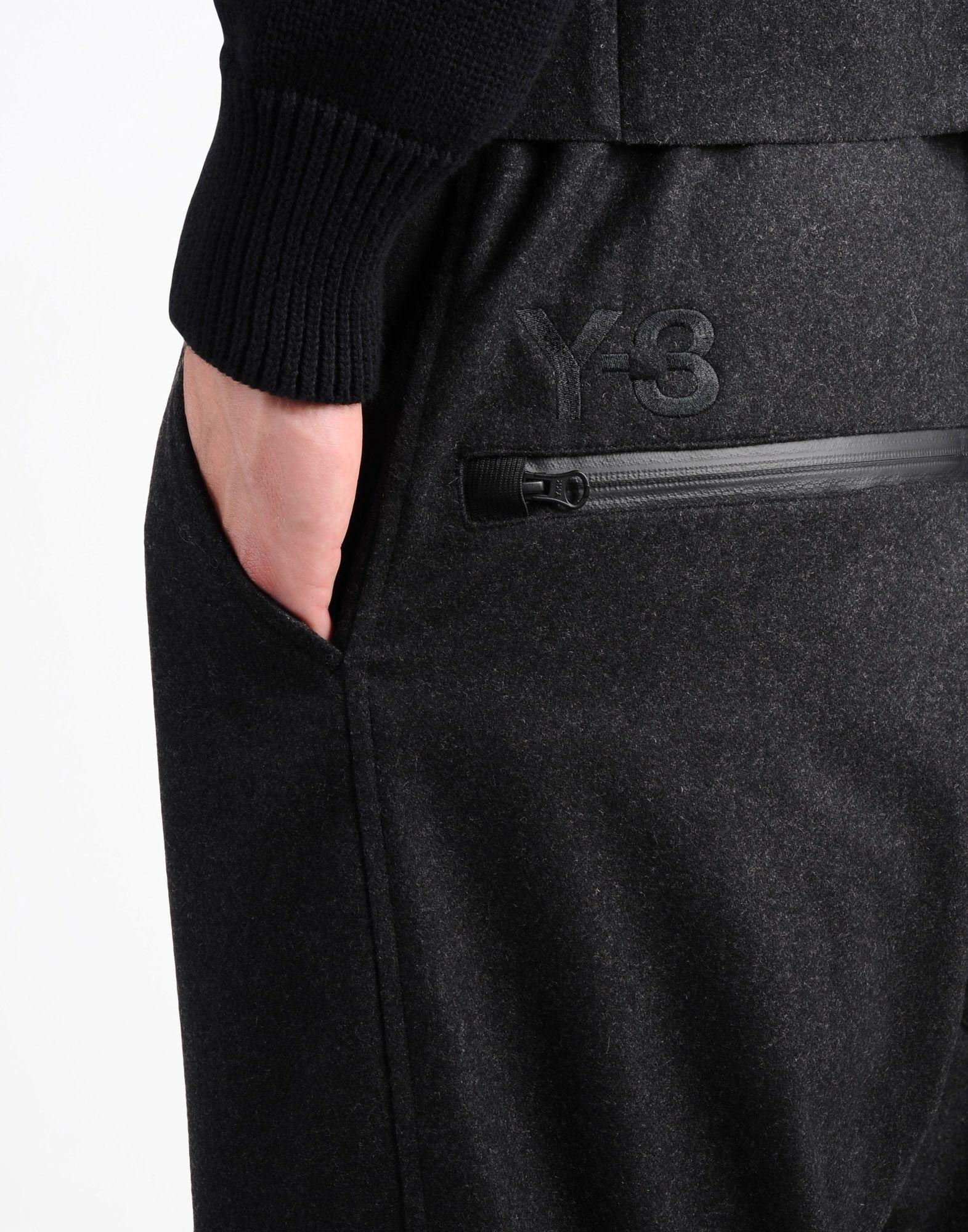 Y-3 FL UTILITY SHORTS PANTS man Y-3 adidas