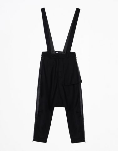 Y-3 SUSPENDER PANT PANTS woman Y-3 adidas