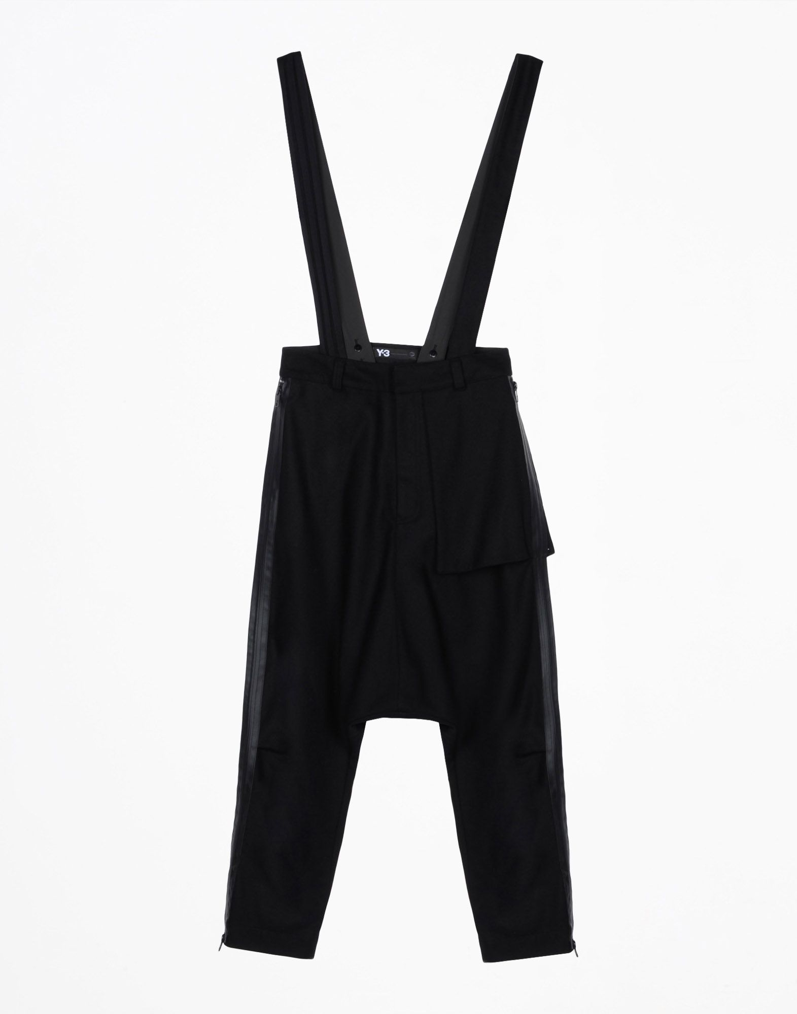 Y-3 SUSPENDER PANT TROUSERS woman Y-3 adidas