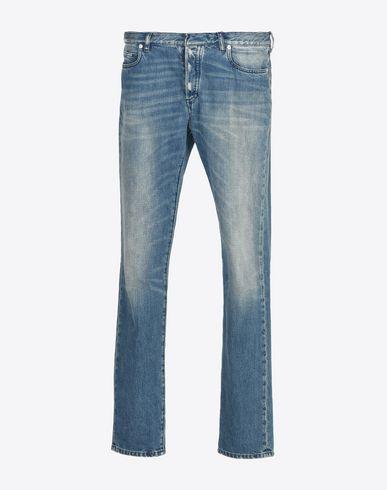 MAISON MARGIELA Jeans U Slim fit vintage wash jeans f
