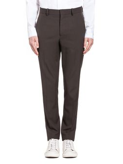 Marni Trousers in tropical wool with pressed crease  Man