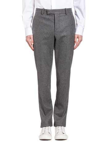 Marni Pants in soft wool broadcloth Man